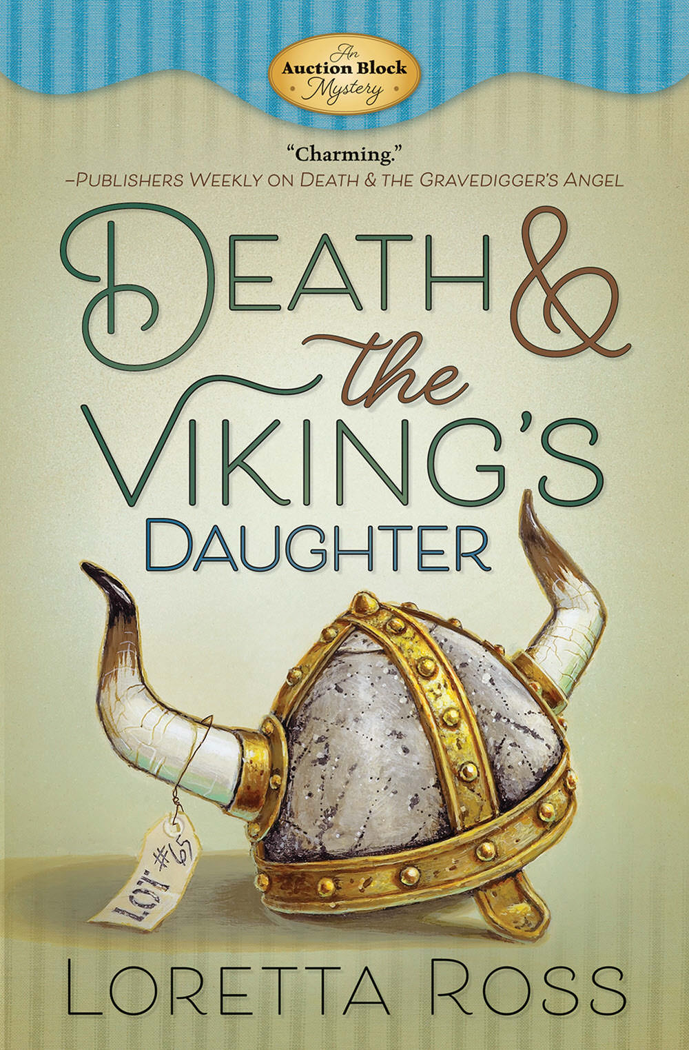 Death and the Viking's Daughter - TZ492