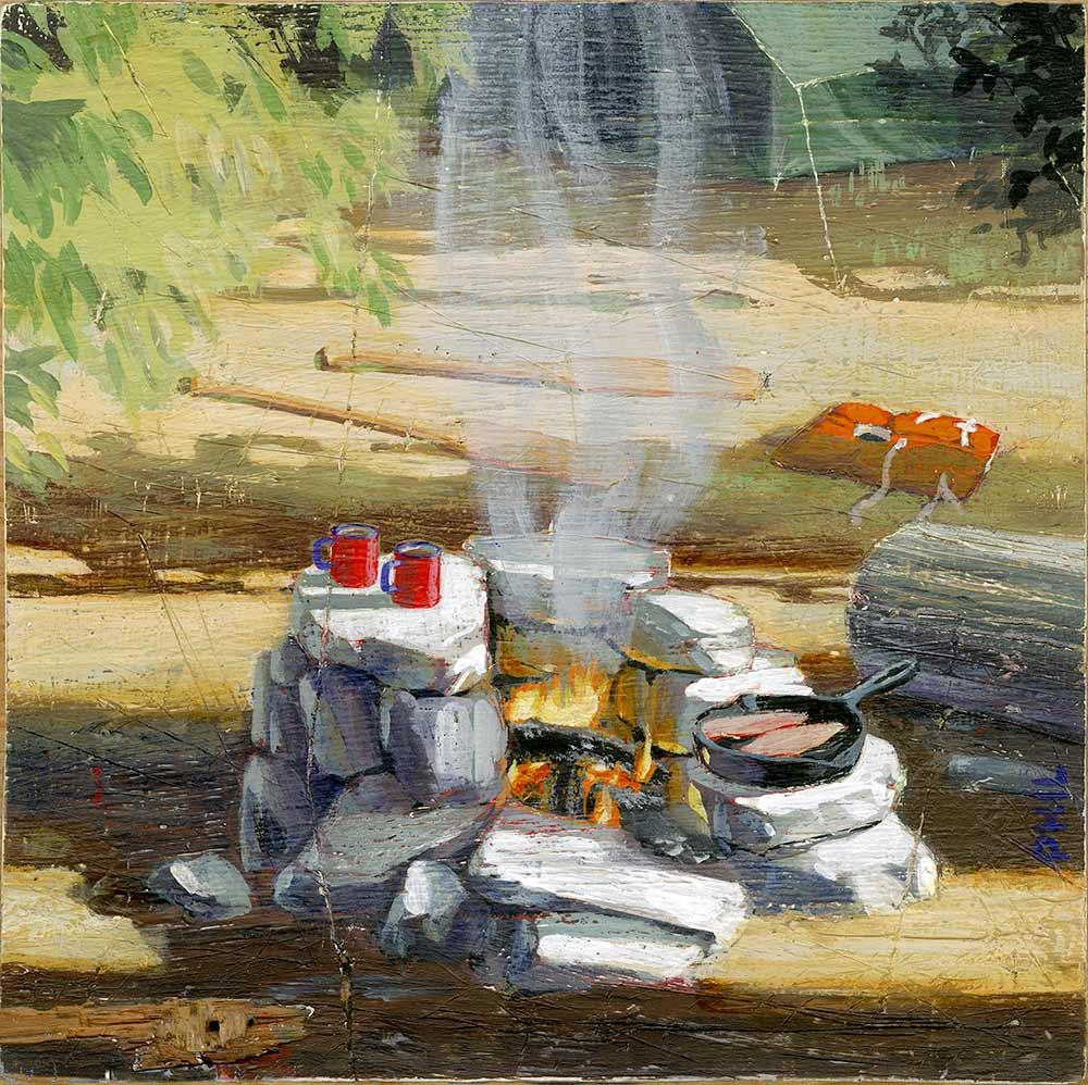 Campfire - PG458
