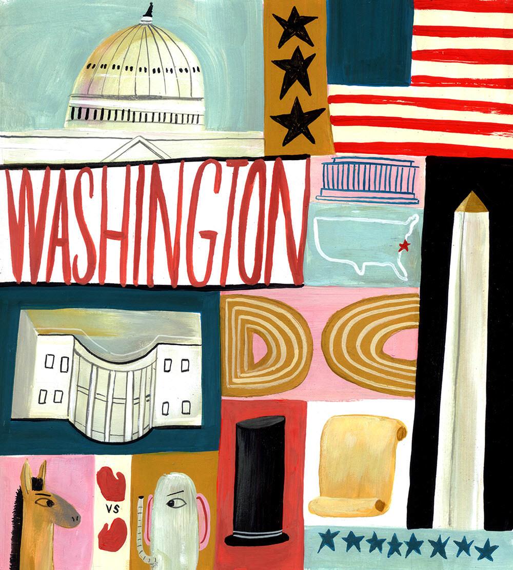 Washington, D.C. - MH802