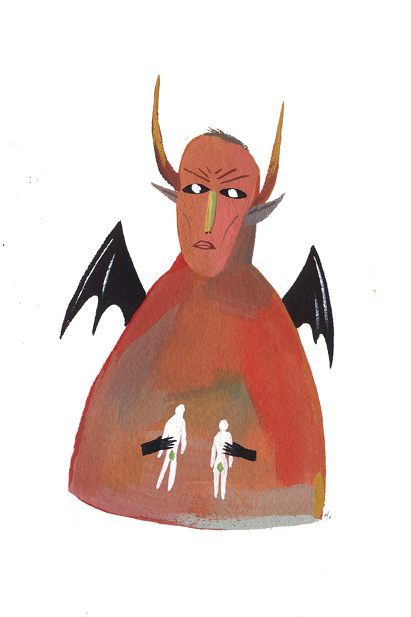 Devil - MH812