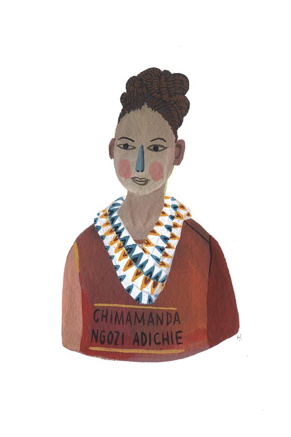 Chimamanda Ngozi Adichie - MH840