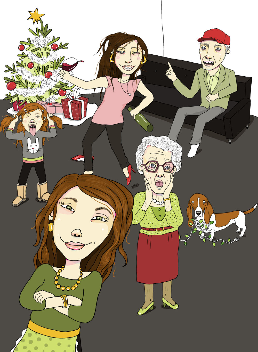 Surviving the Holidays - MM889