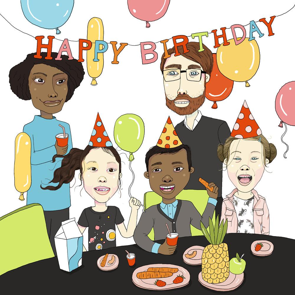 Healthy Happy Birthday - MM890