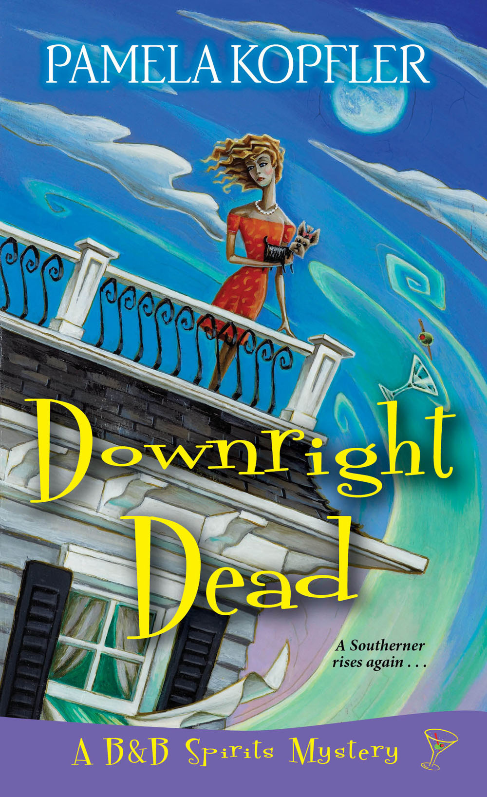 'Downright Dead' available for purchase here.