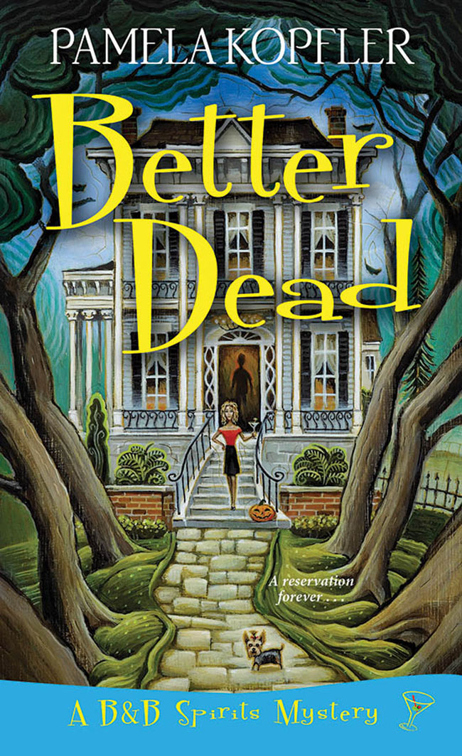'Better Dead' available for purchase here.