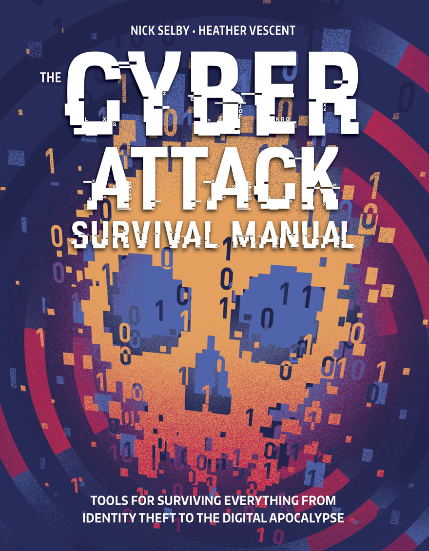 The Cyber Attack Survival Guide Book Cover