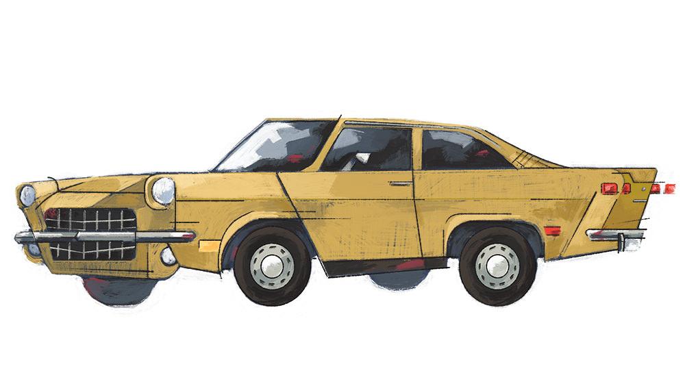 '72 Vega