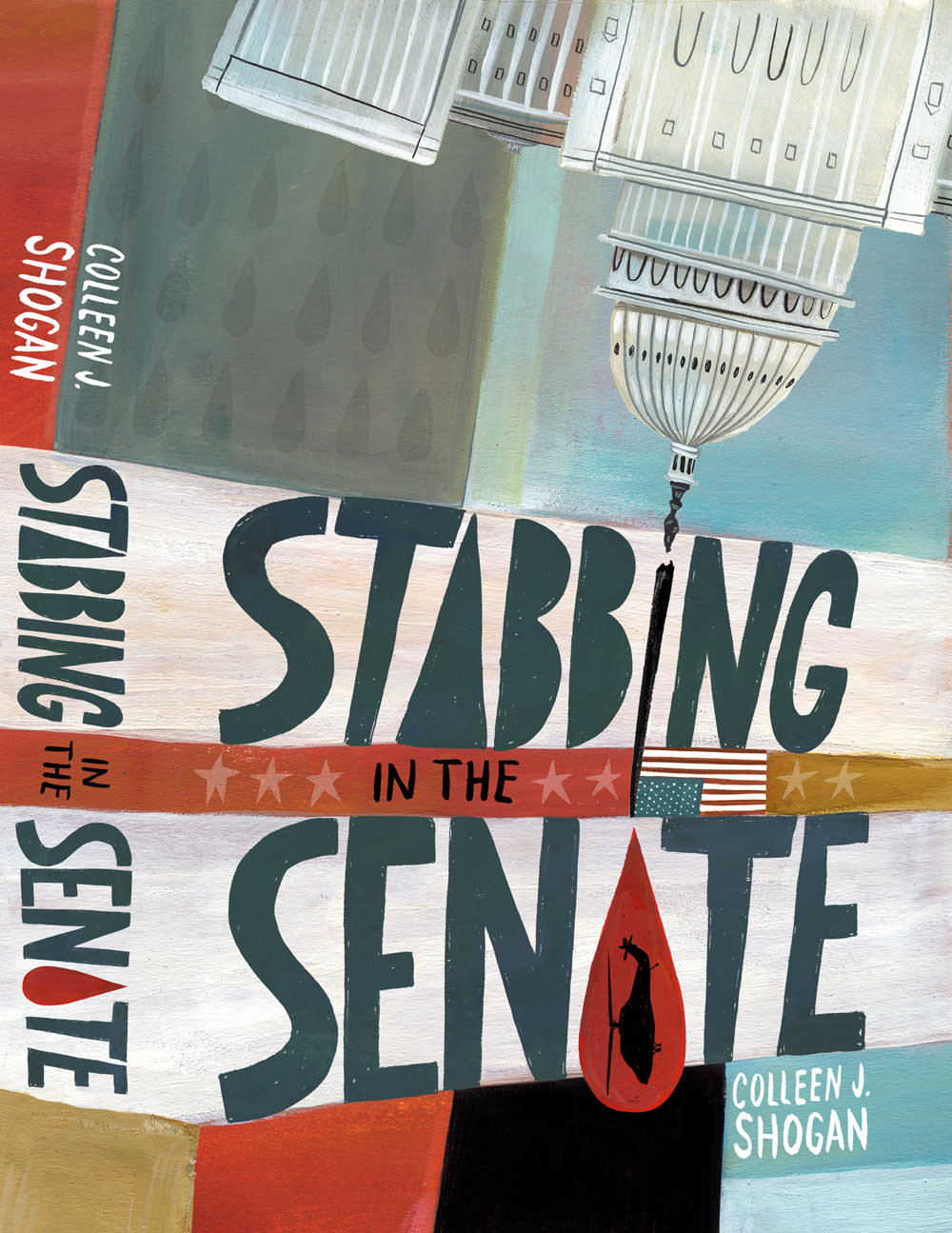 Stabbing In the Senate - MH843a