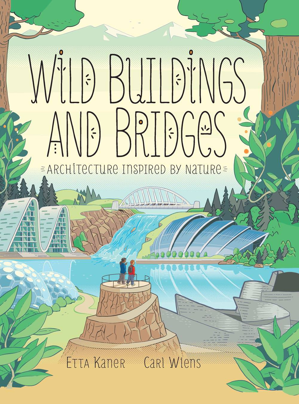 Wild Buildings And Bridges - CW690