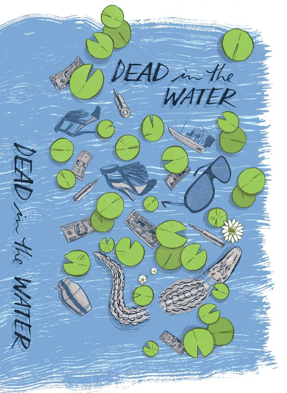 Dead In the Water - KD568