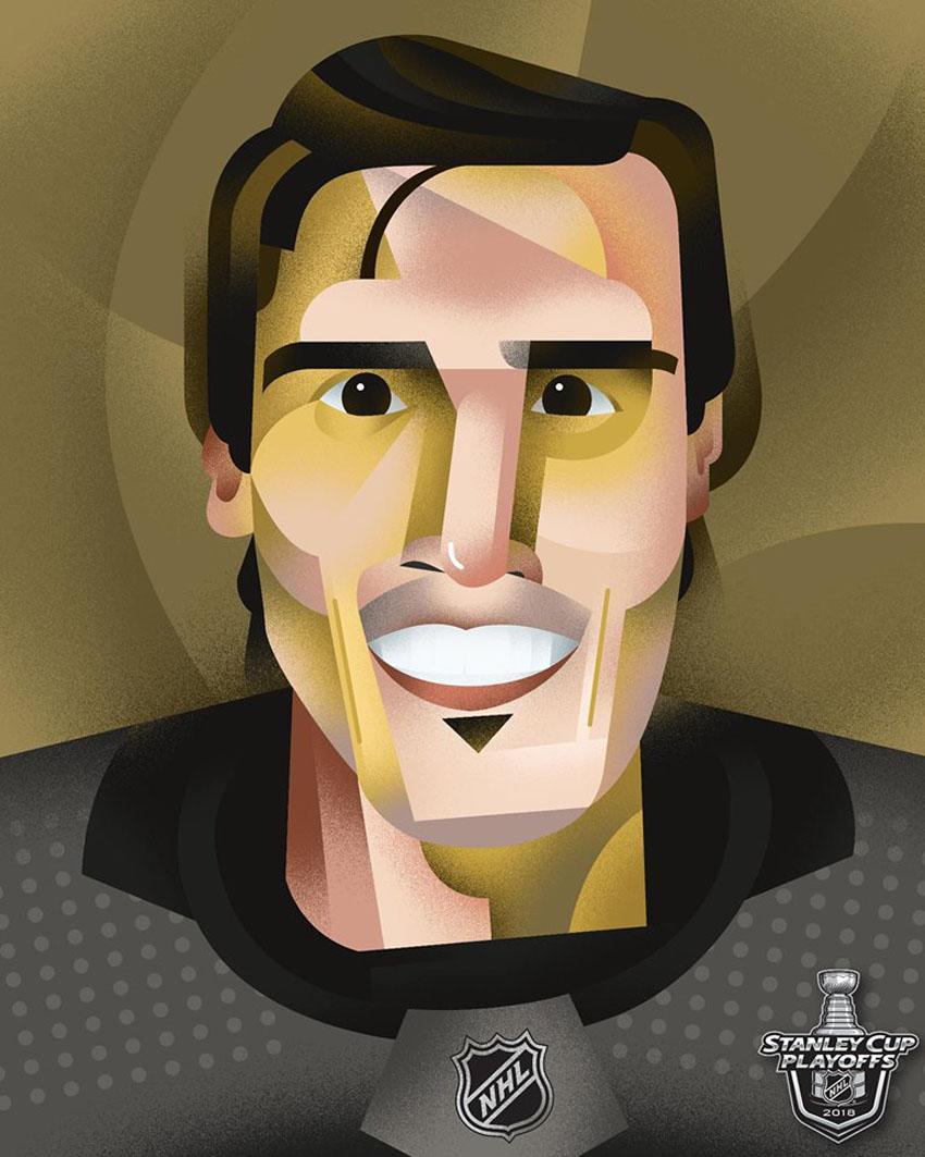 Vegas Knights goalie Marc-André Fleury