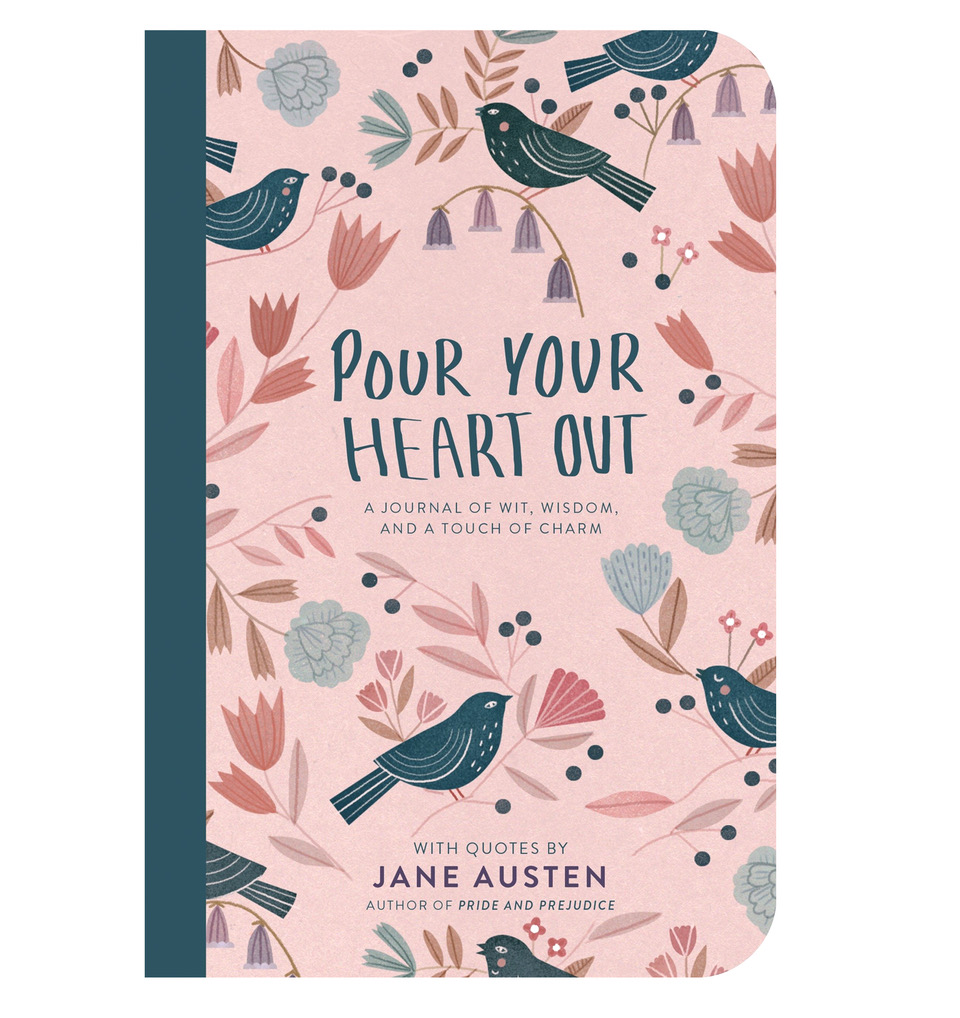 'Pour Your Heart Out'. Illustrated by Clare Owen.