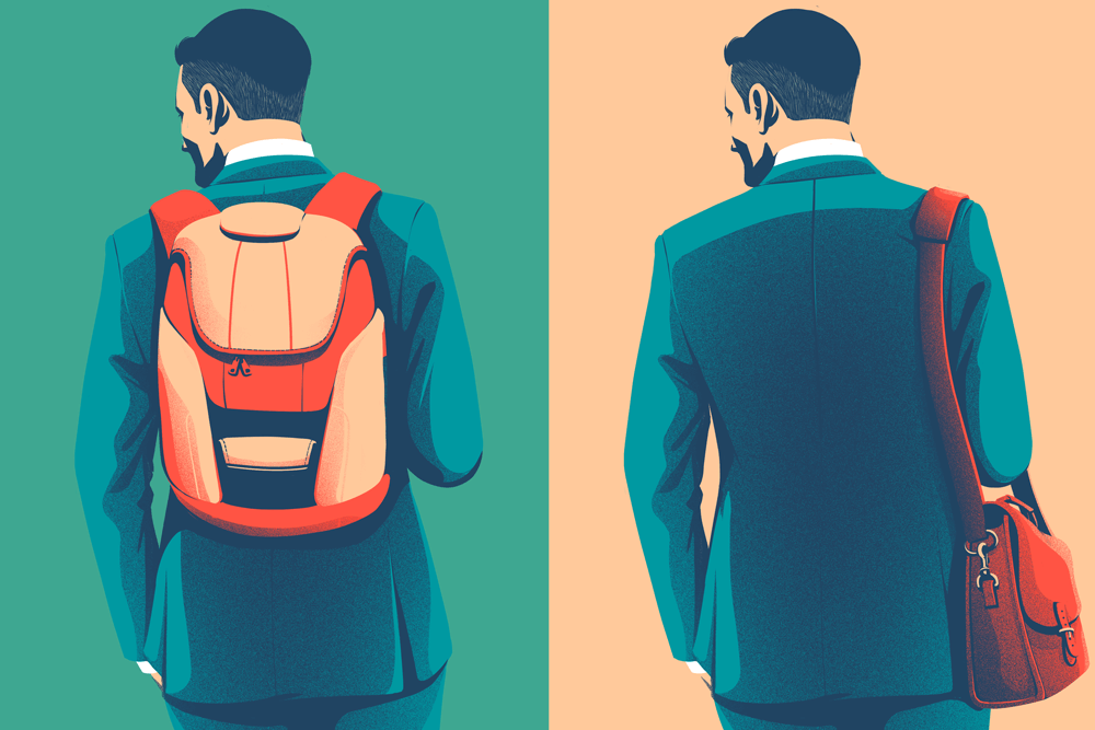 Which Bag is Right for You, from the Style Tweak series.