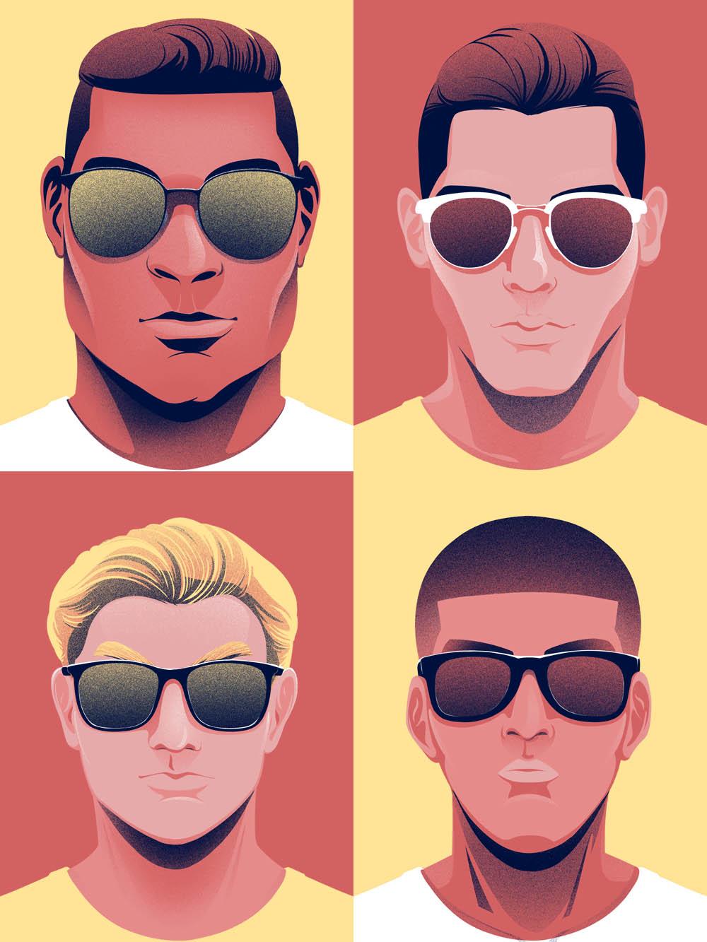 Which Sunglasses Suit your Face Shape?