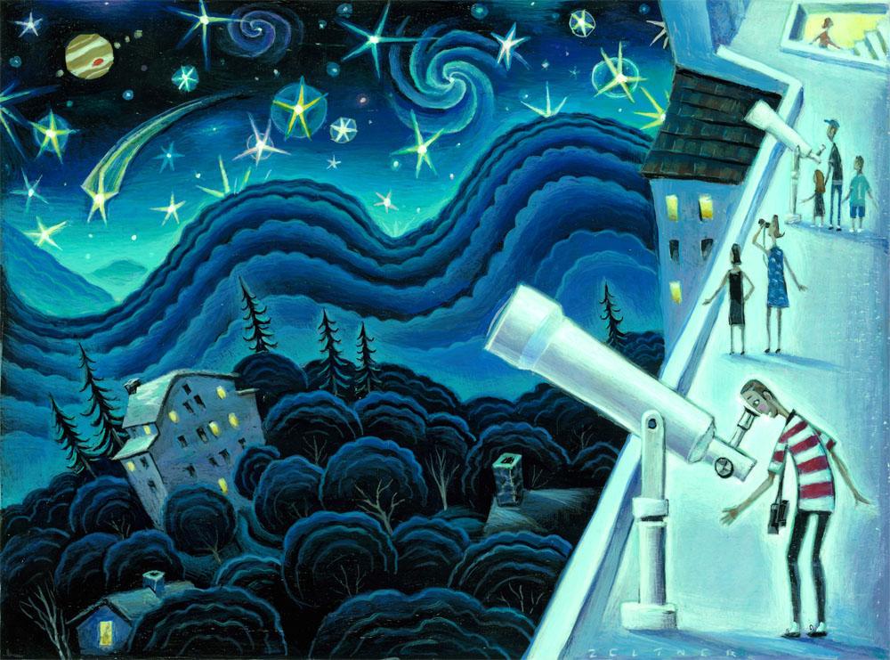 Stargazing - TZ513