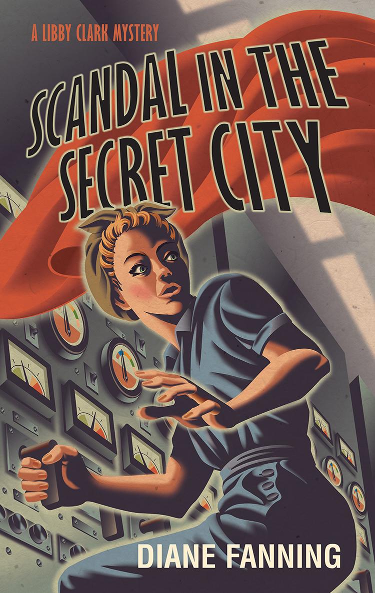 Scandal in the Secret City - GA711a