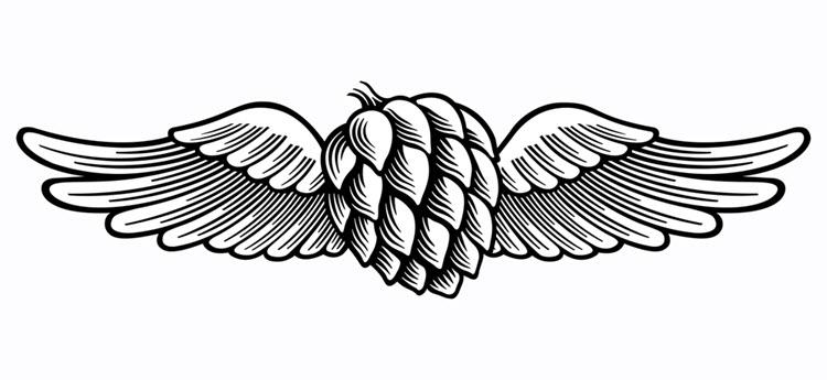 Hops and Wings - GA691