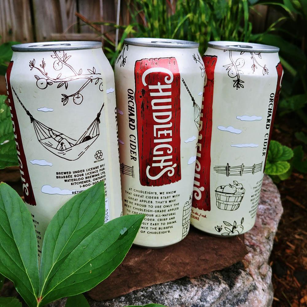 Chudleigh's Cider