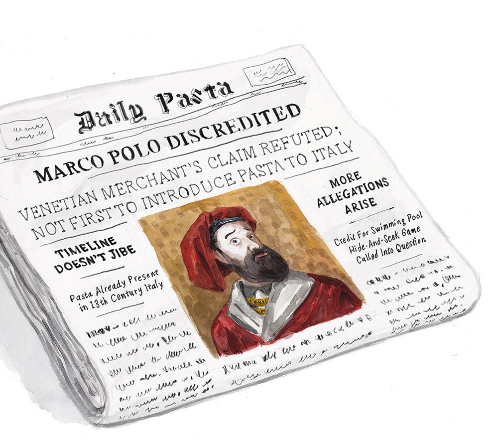 Marco Polo - DB143