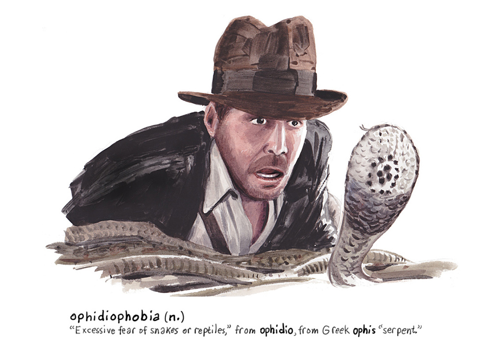 'Indiana Jones' for The Word Cage
