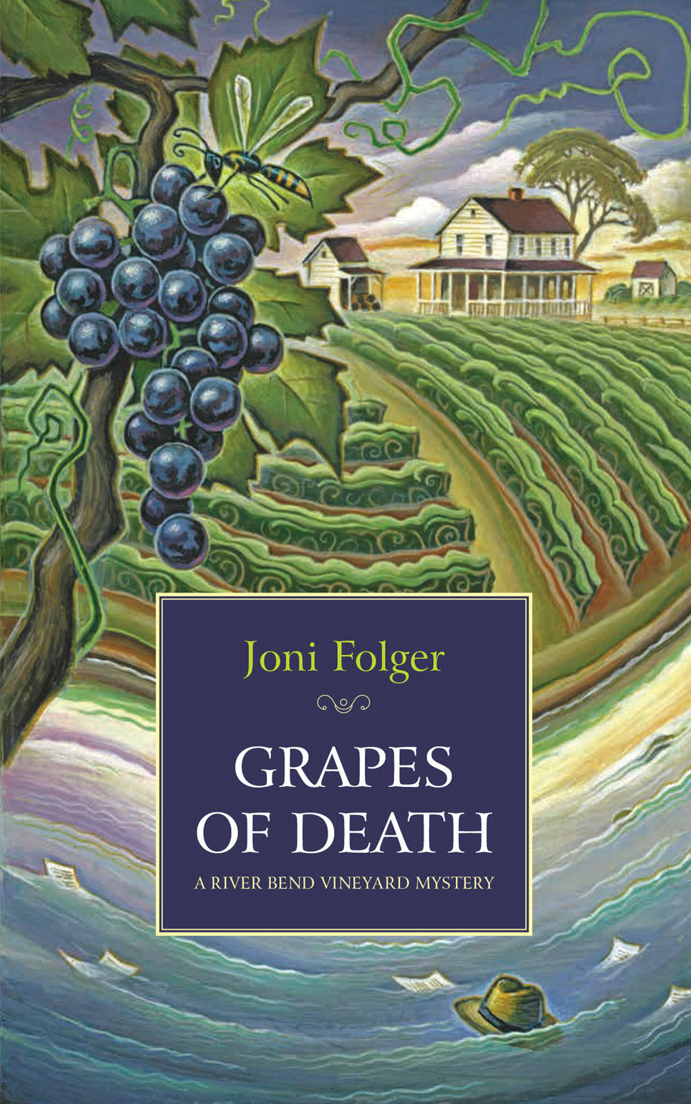 Grapes of Death - TZ515-a