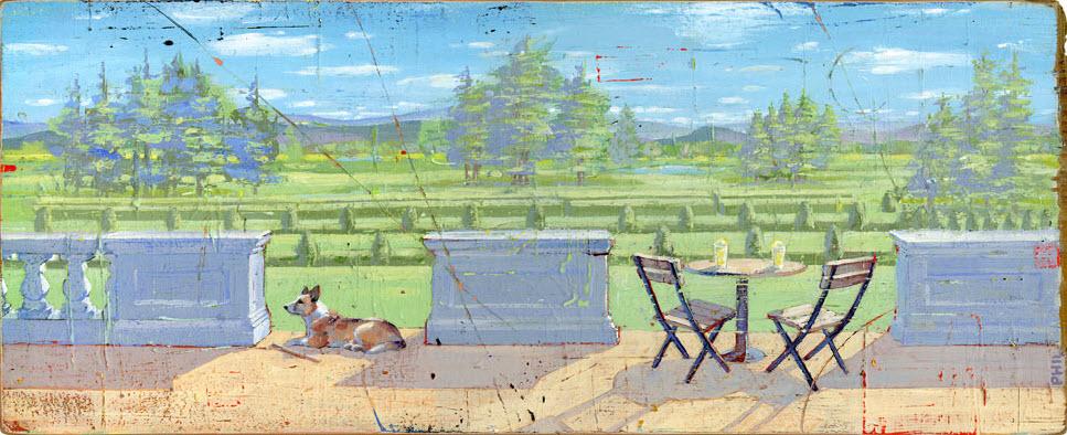 Berkshire Porch Pleaser - PG472