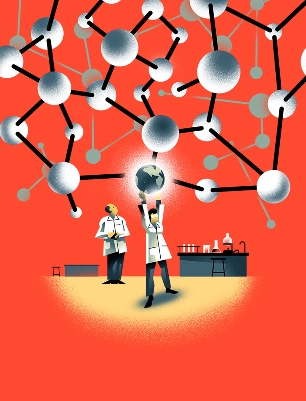 The Chemistry Between Us - DM383