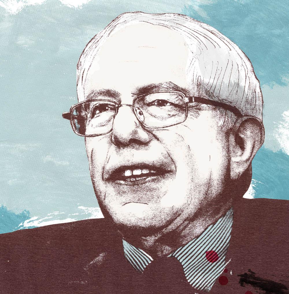 Bernie Sanders - TH105