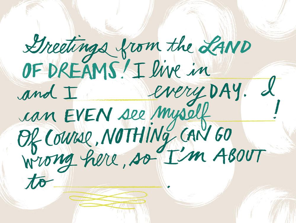 Land of Dreams - KD650