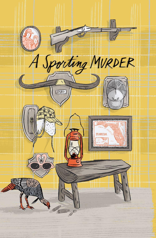 A Sporting Murder - KD657a