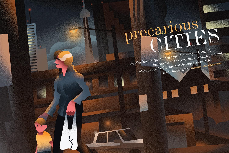 Precarious Cities - DM367b