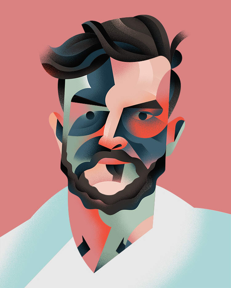 Self Portrait - DM403