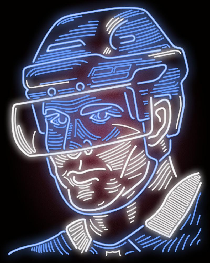 NHL Team Player -WW120