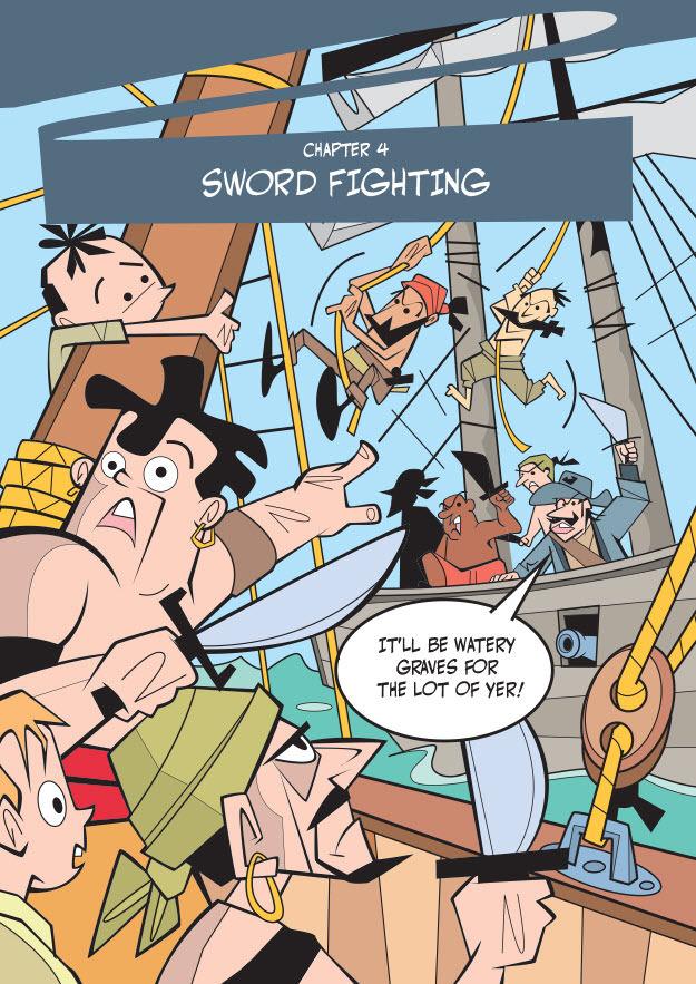 Sword Fighting - RS891