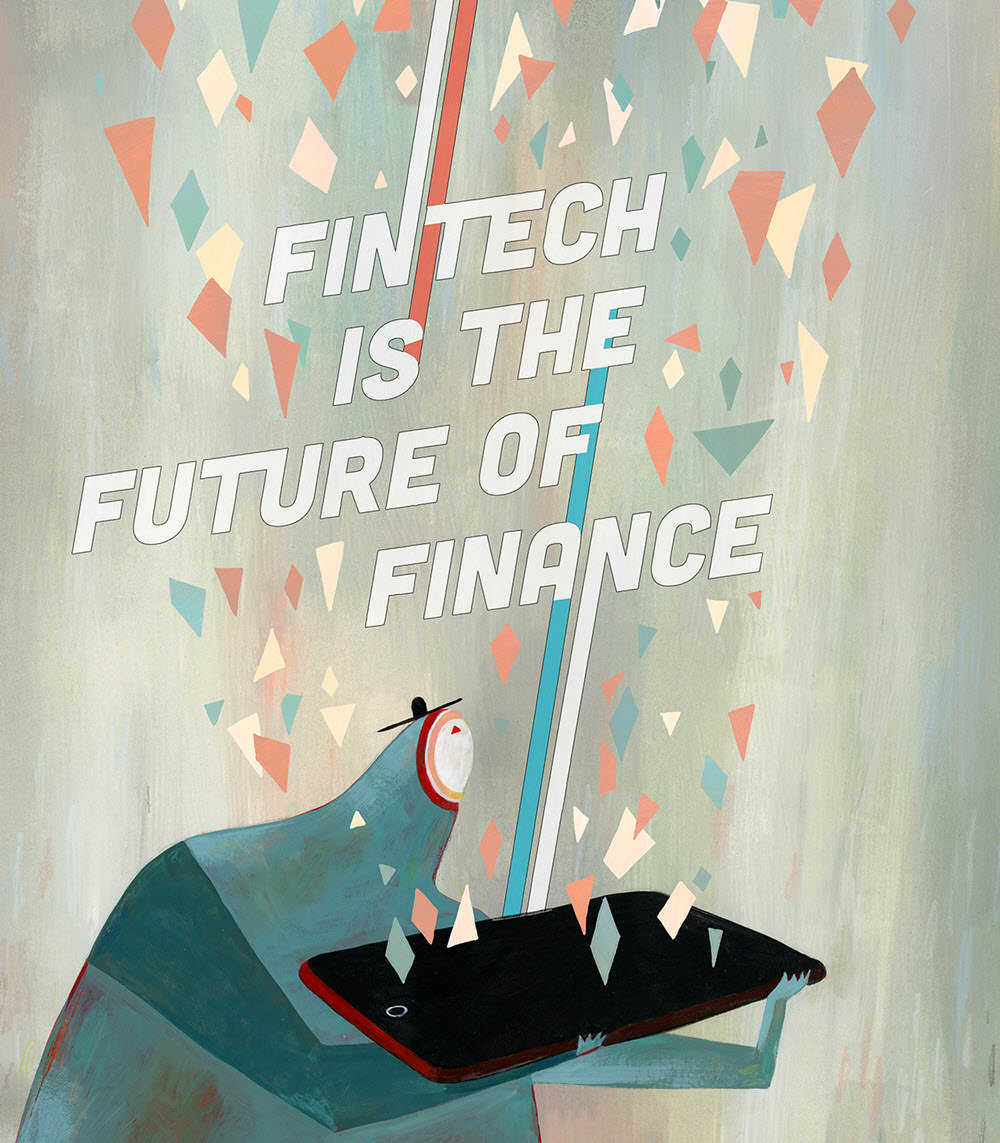 Fintech is the Future of Finance - MH863