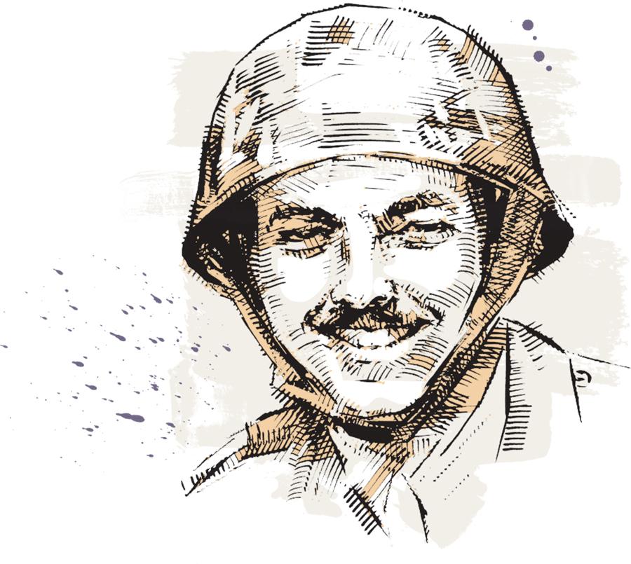 Lieutenant Bill McCormick