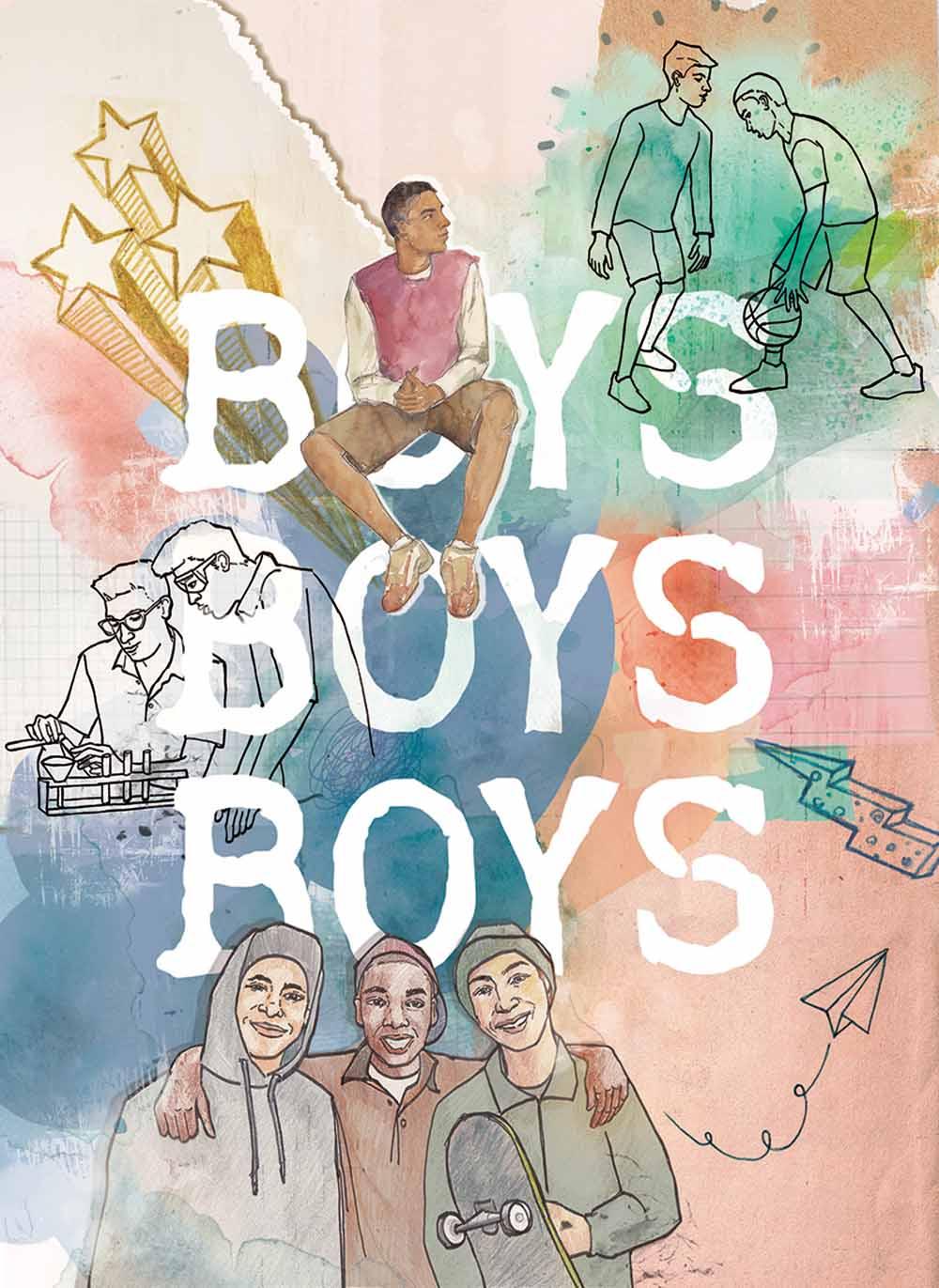 Boys Boys Boys - JK392