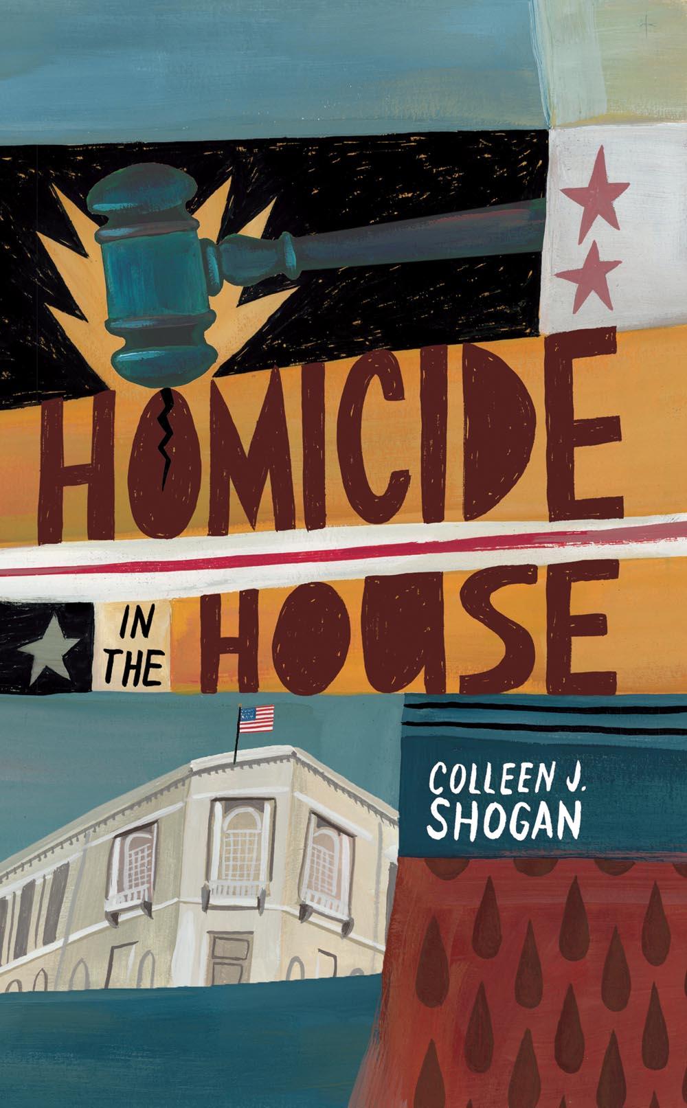 ©Mark Hoffmann illustration Homicide in the House