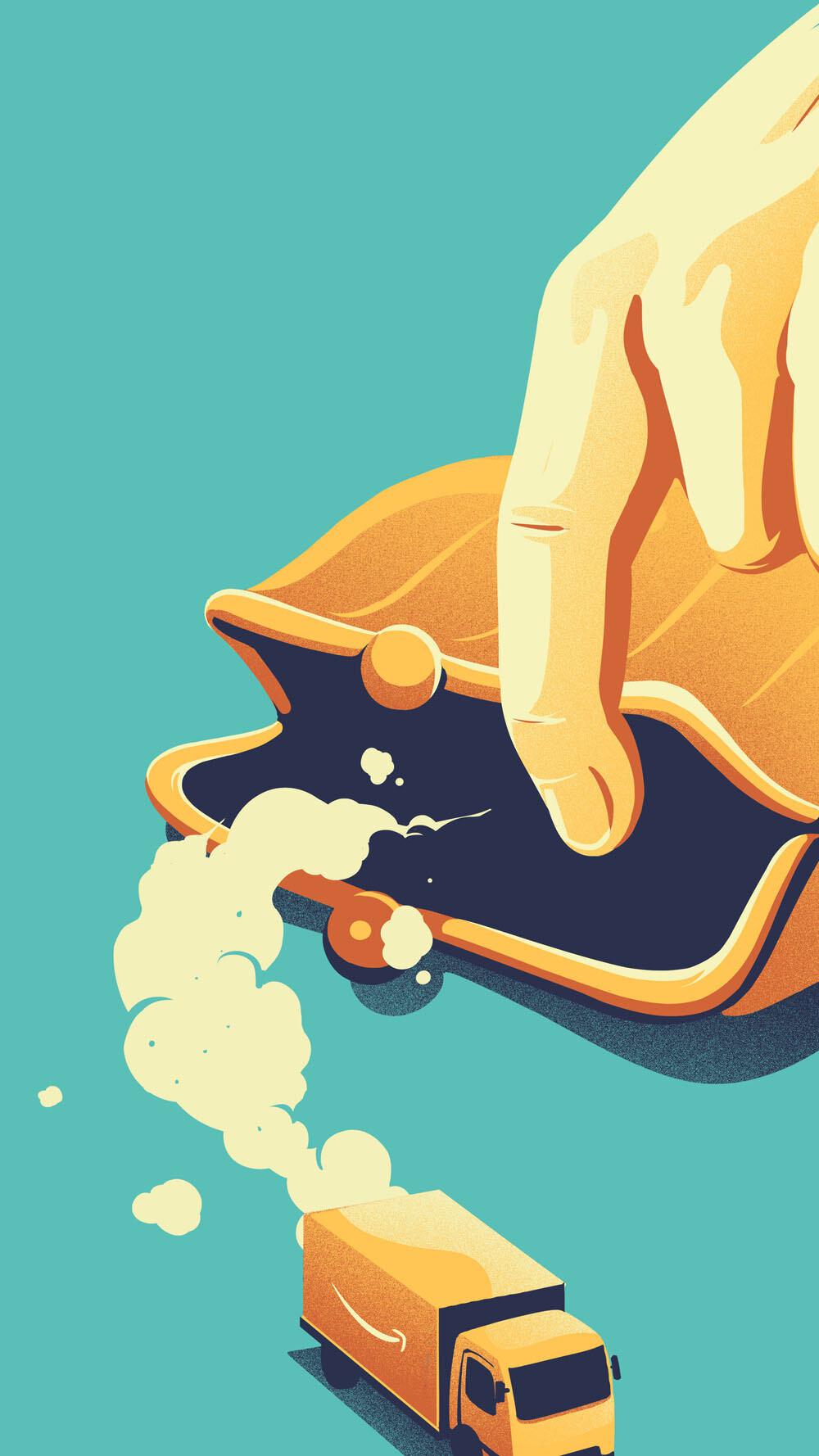 ©Eric Chow Illustration Money Moves