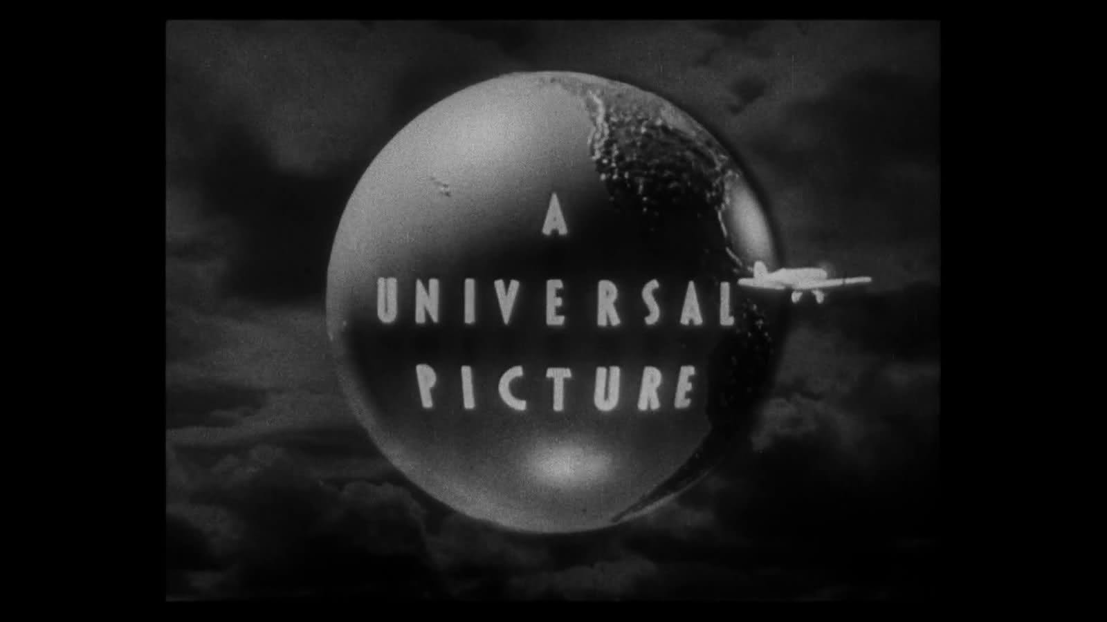 Inspiration provided by the old Universal Pictures intro