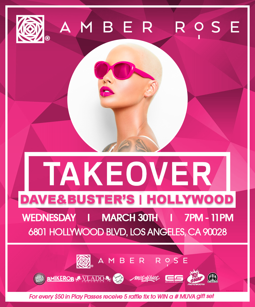 Amber Rose's Party