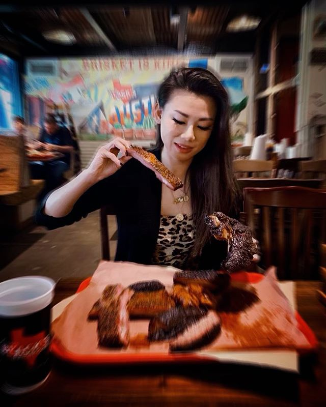 I only came for the ribs 🍖🍖🍖 #SWSX