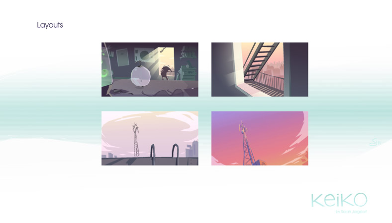 Colour and Location Design