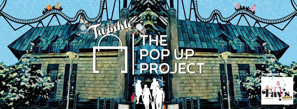 VANILE ON THE ROCK at the POP-UP PROJECT