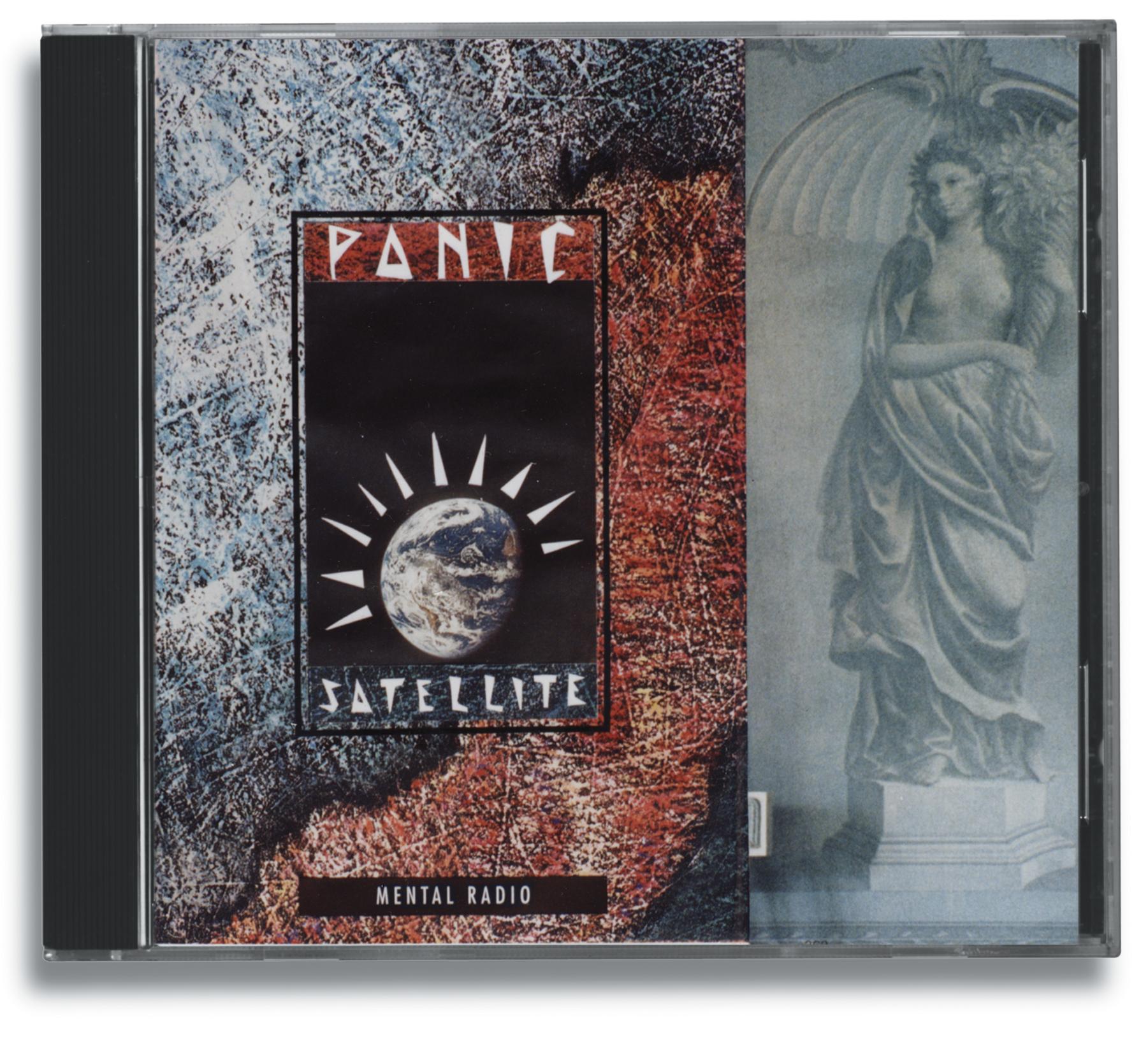 Panic Satellite CD (Mental Radio #3)