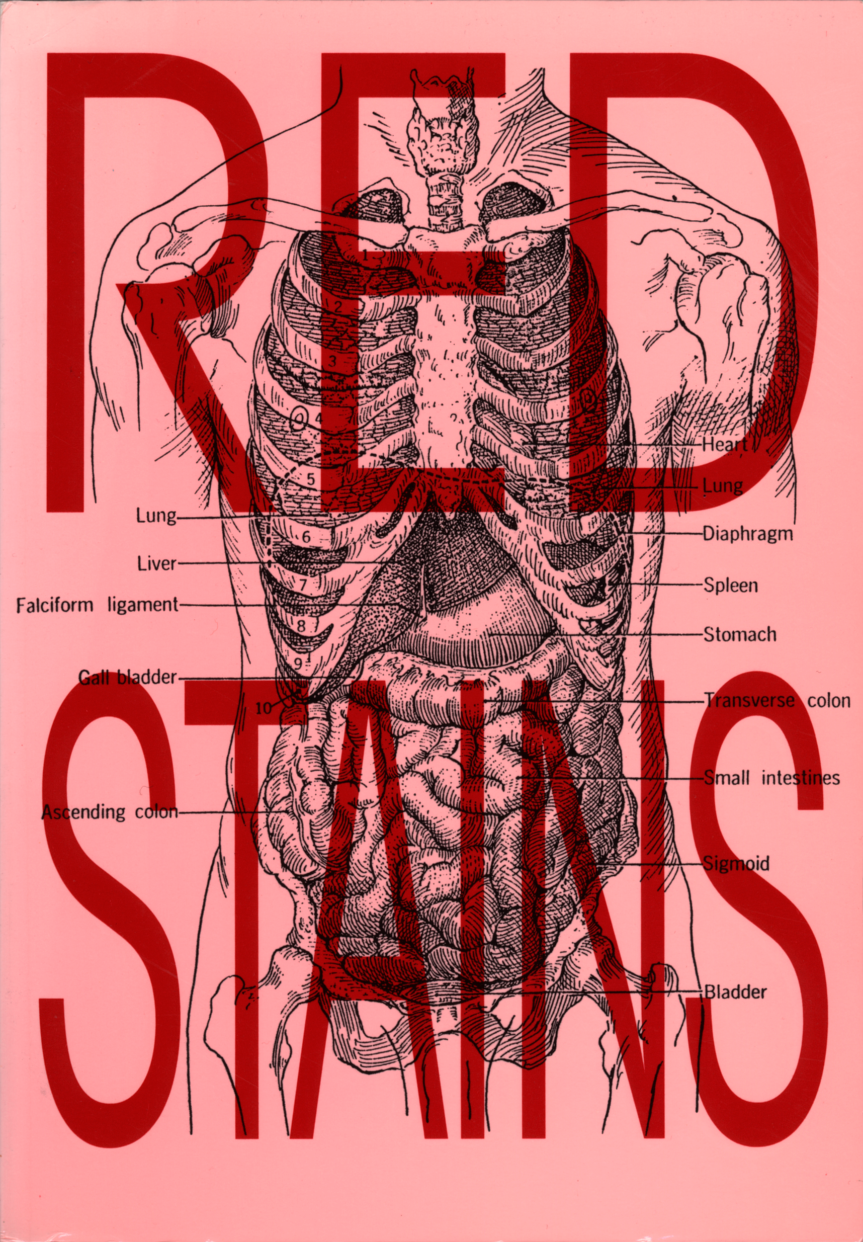 Red Stains anthology