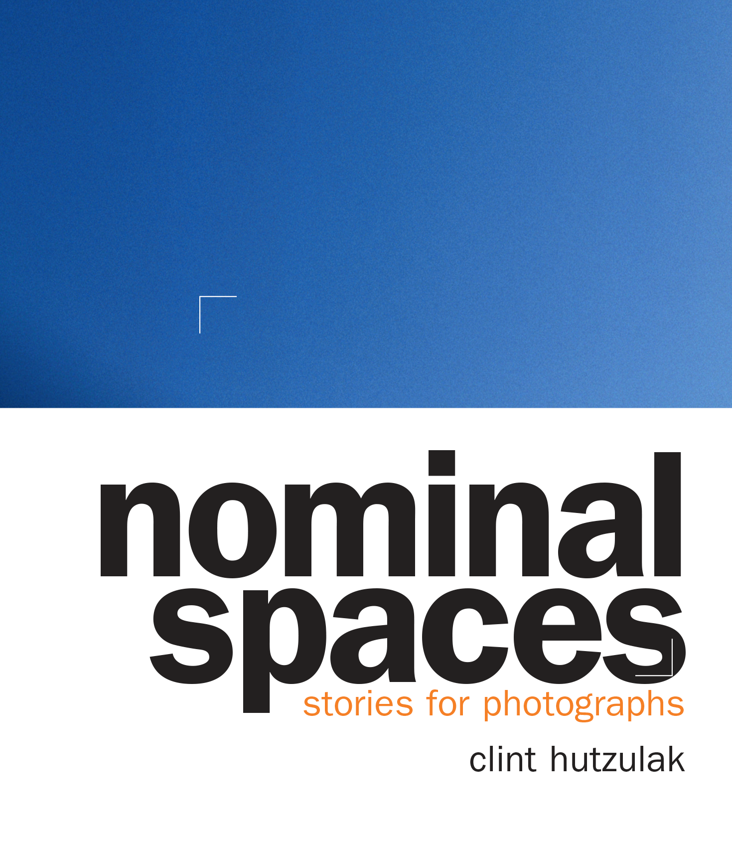 Nominal Spaces Stories for Photographs