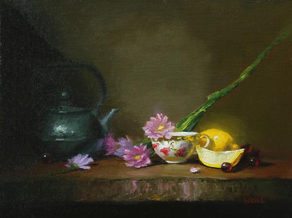 Bess' Teacup