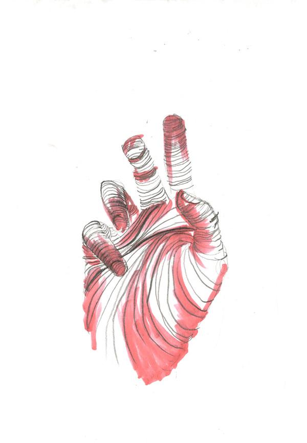 hand study 2104