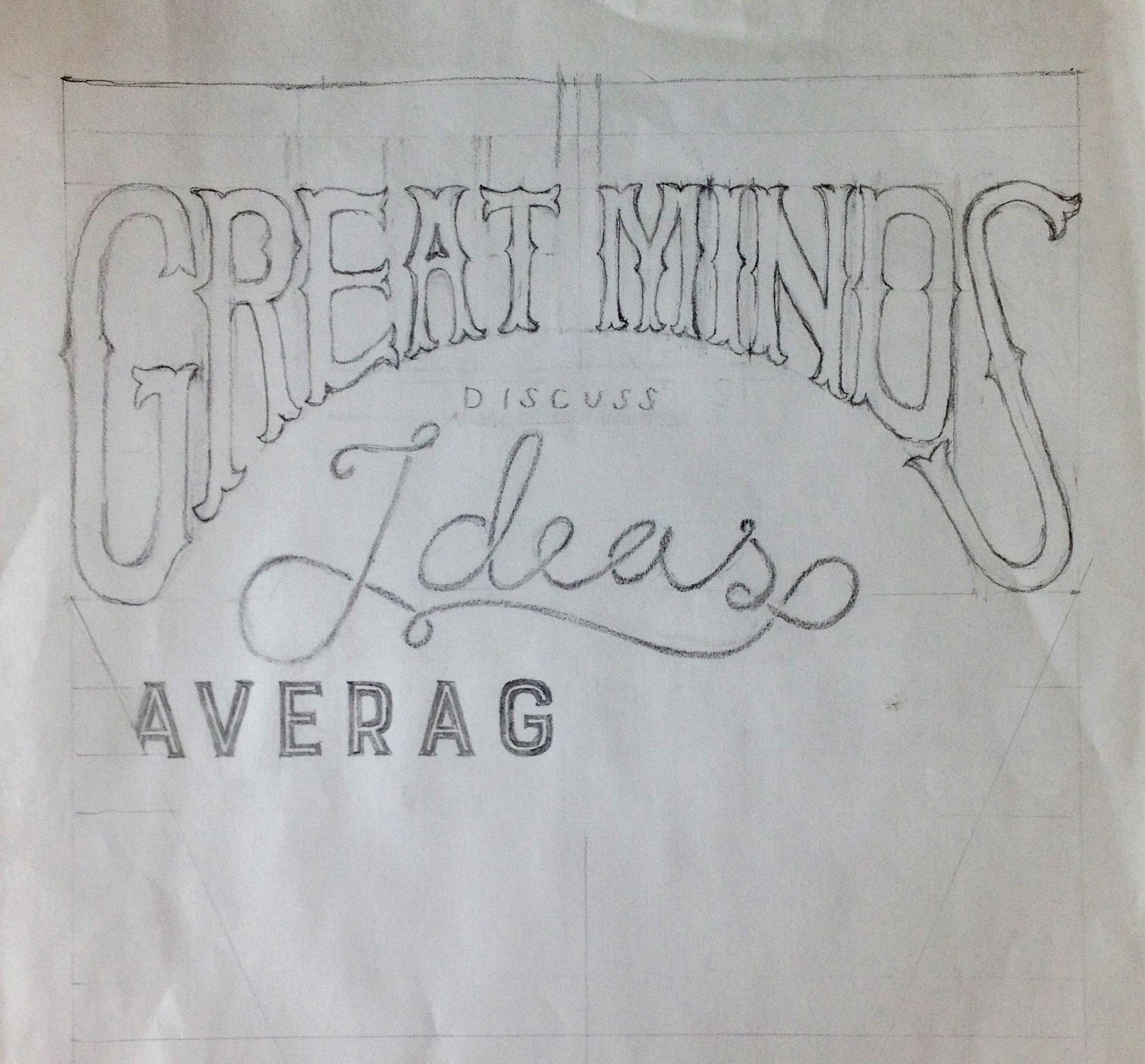 great minds wip
